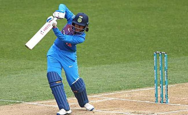 Mandhana And Shafali Record Stand Decimates West Indies - Sakshi