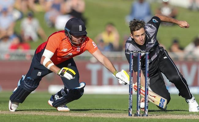 Extras Defeat New Zealand In Series Decider Match Against England - Sakshi