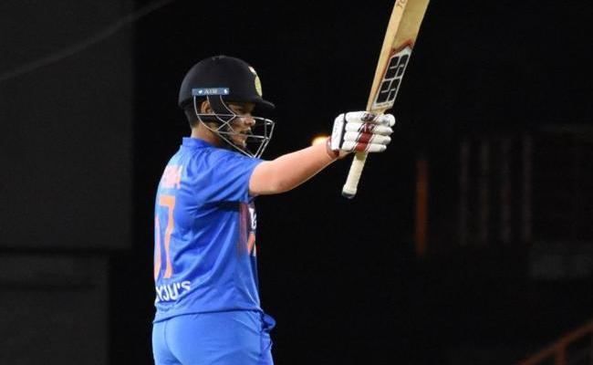 Shafali Breaks Rohit Sharma's Record - Sakshi