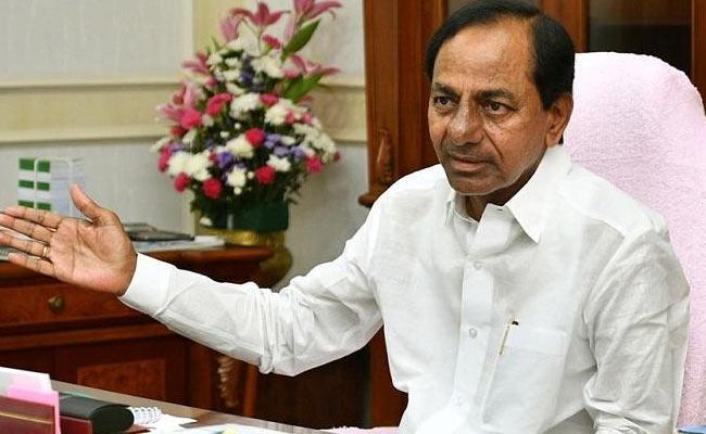 TSRTC Strike: CM KCR Review Meeting On RTC - Sakshi
