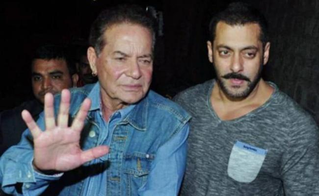 Salim Khan Said We Need Better Schools In 5 Acre Place In Ayodhya - Sakshi