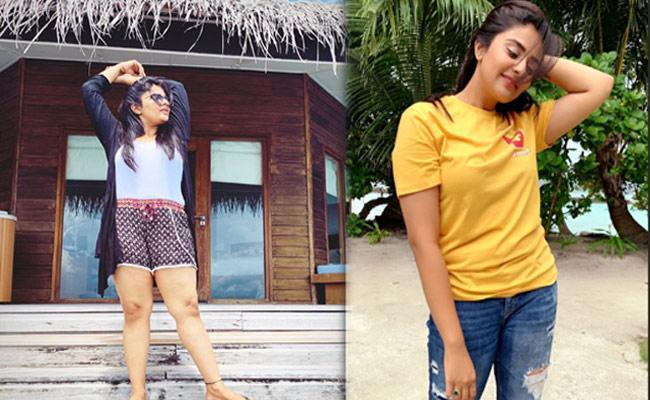 Bigg Boss 3 Telugu: Sreemukhi Maldives Trip After Bigg Boss - Sakshi