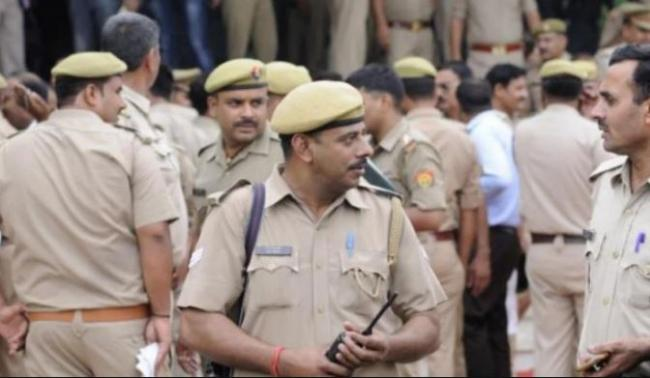 UP Police says They Have Taken Action Over Objectionable Posts On Social Media - Sakshi