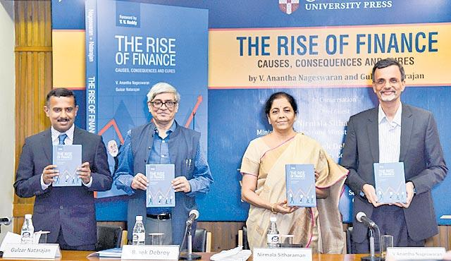 Indian economy currently facing big challenges - Sakshi