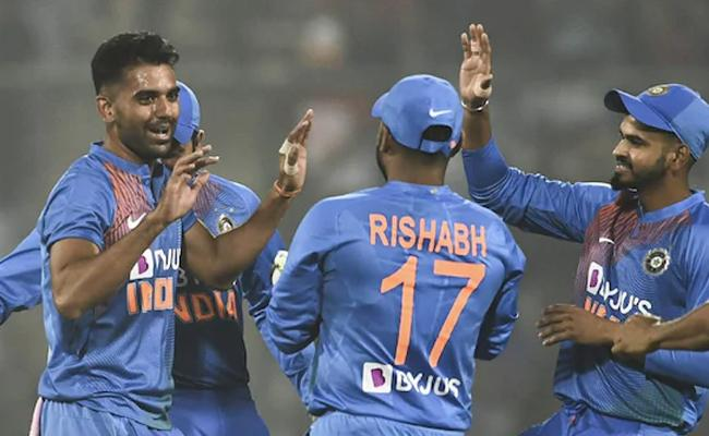 Ind vs Ban: I never Thought Of This Chahar On Performance - Sakshi