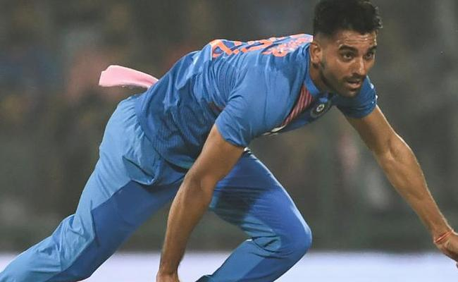 Chahar Jumps 88 places In T20 Rankings - Sakshi