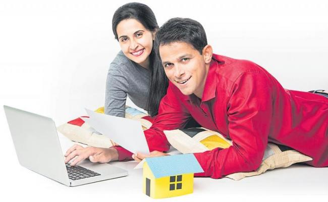 interest Rates down in joint home lones - Sakshi