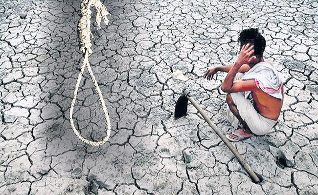 Majority of suicides Held in 2016 were Daily Laborers Says NCRB - Sakshi