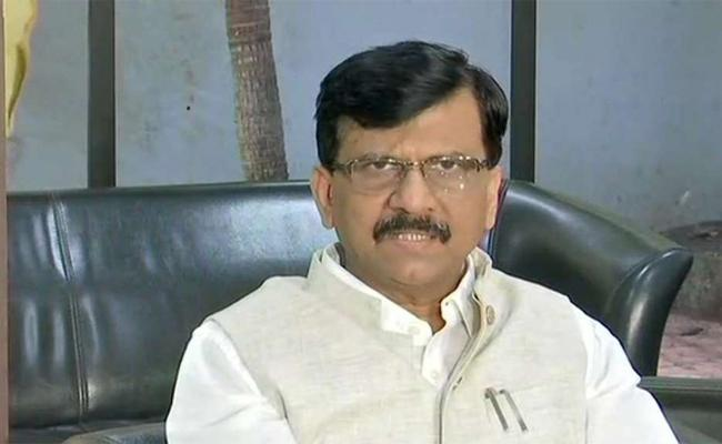 Shiv Sena leader Sanjay Raut admitted at Lilavati hospital - Sakshi
