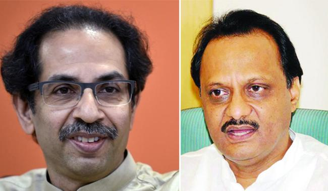 NCP Demands Uddhav Thackeray to be the Chief Minister - Sakshi