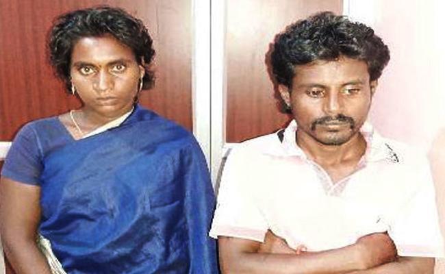 Couple Arrest in Minor Girl MMarriage Case in Tamil Nadu - Sakshi
