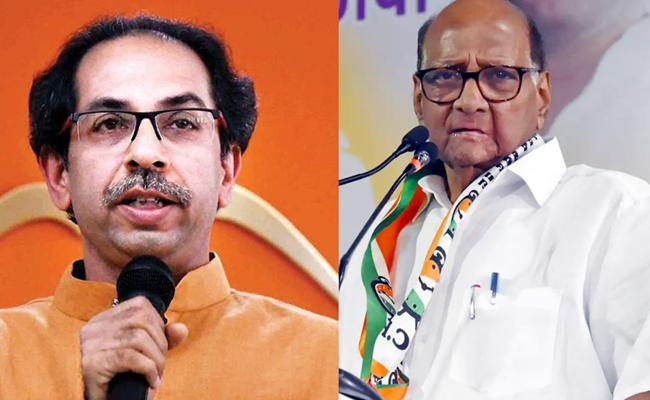 Shiv Sena May Offer Deputy CM To NCP - Sakshi