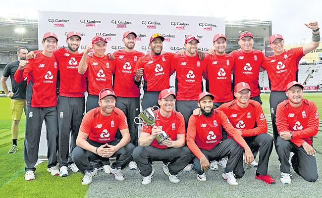 England Win T20 Series Against New Zealand More Super - Sakshi