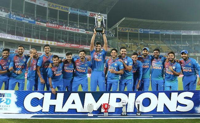 India Vs Bangladesh: India Won 3rd T20 - Sakshi