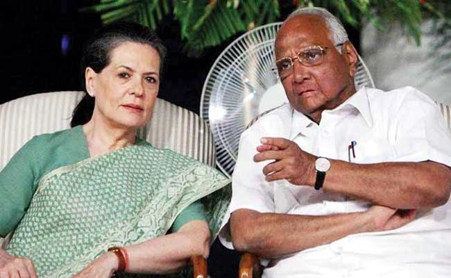 Maharashtra Govt Formation: Sharad Pawar Likely to Meet Sonia Gandhi - Sakshi