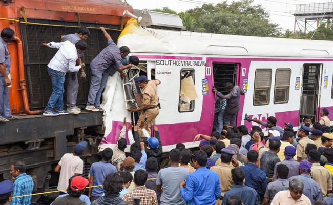 Investigation Into Kacheguda Train Accident - Sakshi