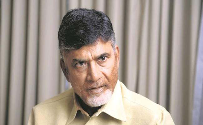 Chandrababu Comments with TDP Leaders - Sakshi