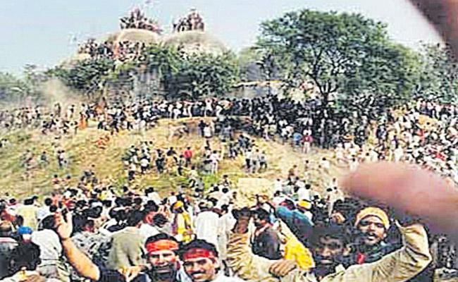 ABK Prasad Article On Supreme Court Judgment Over Ayodhya Dispute - Sakshi
