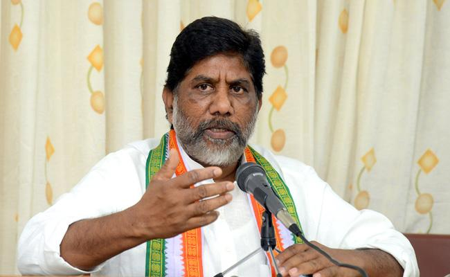 CLP Leader Bhatti Vikramarka Comments On TRS Government - Sakshi