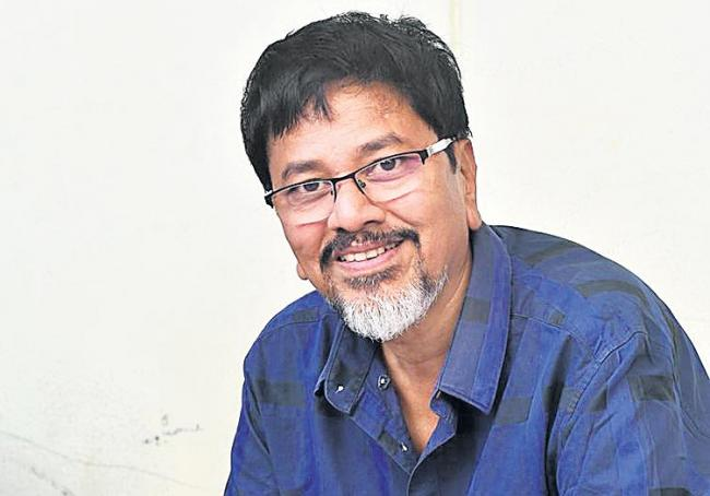 Director G Nageswar Reddy at Tenali Ramakrishna BABL - Sakshi