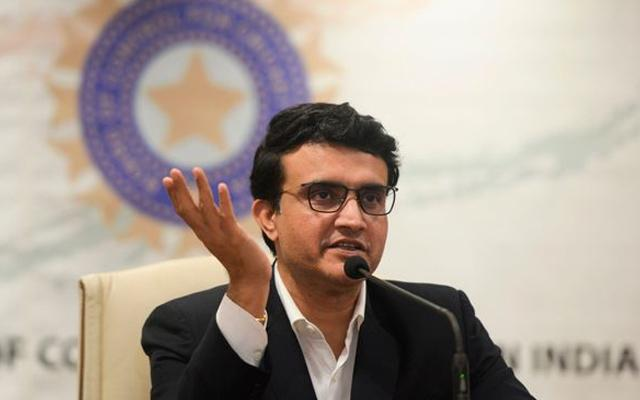 BCCI May Push For Longer Terms For Sourav Ganguly - Sakshi