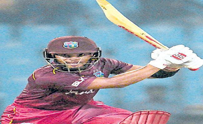 West Indies Won The 3rd ODI Against Afganisthan - Sakshi