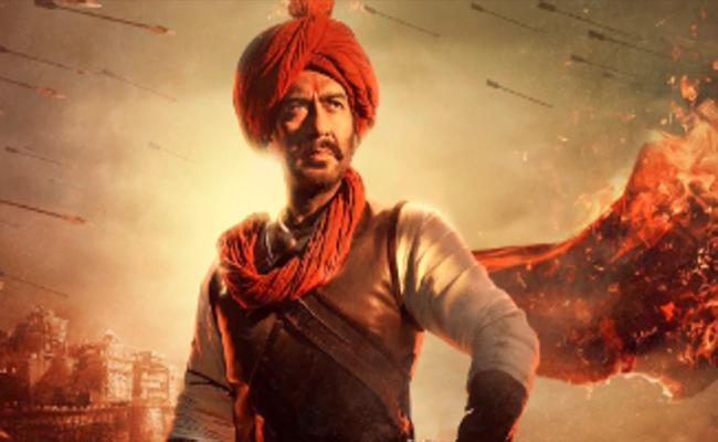 Shahrukh Khan And Akshay Kumar Wish To Ajay Devgn Over Tanaji Movie - Sakshi