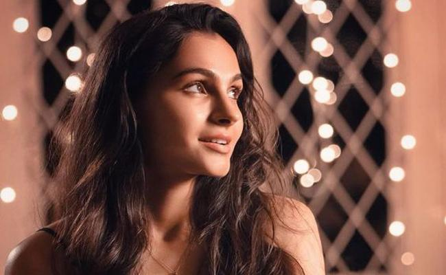 Threats to Andrea Jeremiah on Book Release Tamil Nadu - Sakshi