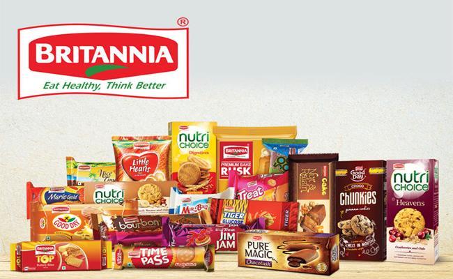 Britannia Industries profits rise to Rs 403 crore - Sakshi