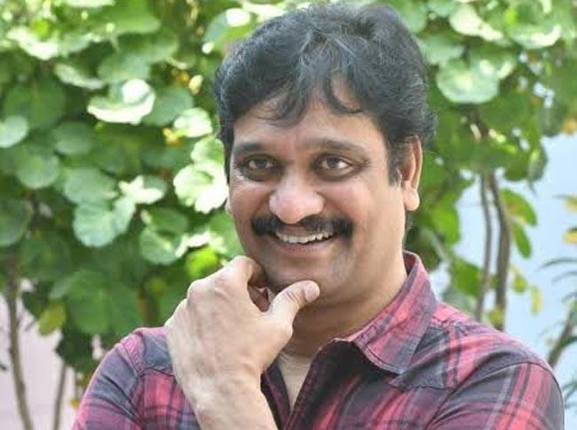 Director Devi Prasad at Tholu Bommalata Movie Interview - Sakshi
