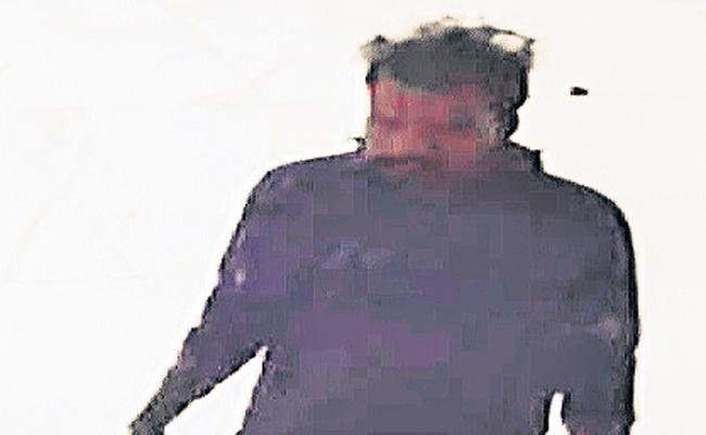 Release of CC footage images of the Varshitha murder case accused - Sakshi