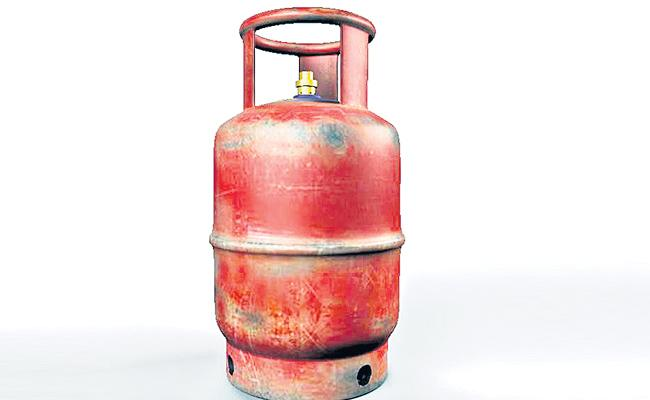 Gas Cylinder Price Hikes Again - Sakshi