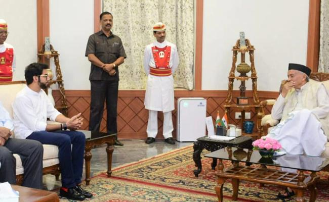 Maharashtra Governor May Impose President Rule - Sakshi