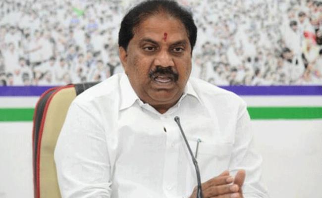 Malladi Vishnu Speech In Vijayawada Over RP Employees Salary - Sakshi