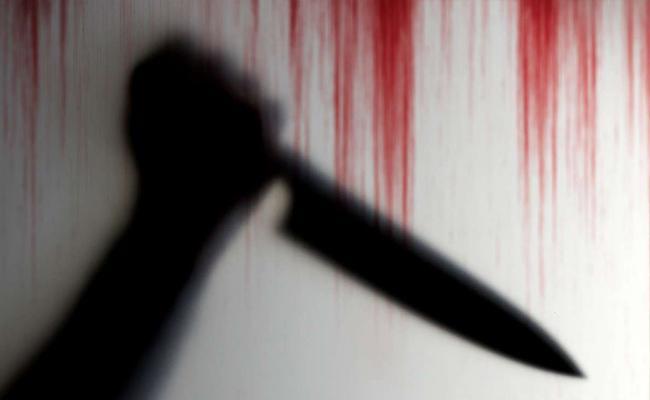 Mother Killed By Son In Vikarabad - Sakshi