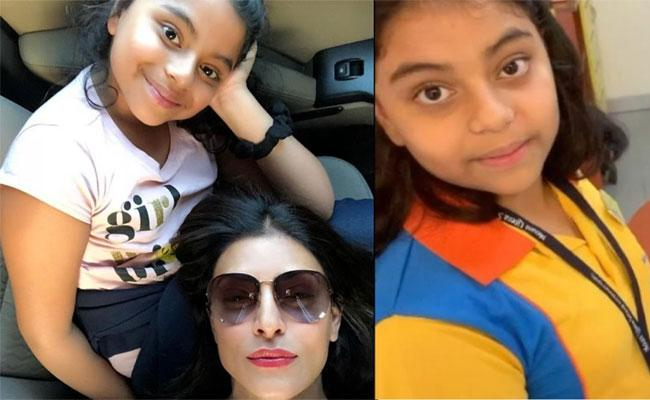 Sushmita Sen Daughter Alisah Emotional Essay On Adoption - Sakshi