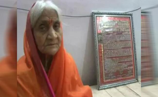 Ayodhya Verdict: Urmila Chaturvedi Set To Call Off 27 Years Fasting - Sakshi