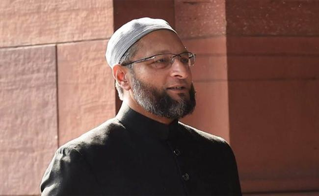 Asaduddin Owaisi Comments About Ayodhya Verdict In Hyderabad - Sakshi