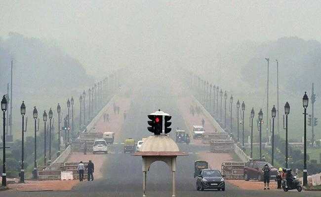 Another jolt for people who living in  polluted cities - Sakshi
