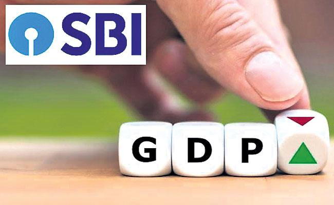 SBI Cuts India GDP Growth Forecast To 4.2 Percent - Sakshi