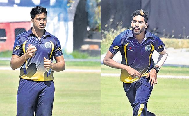 Syed Mushtaq Ali Trophy Hyderabad Beat Chandigarh By 5 Wickets - Sakshi