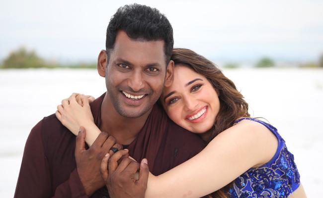 Vishal Fans Press Note on Action Movie Banners - Sakshi