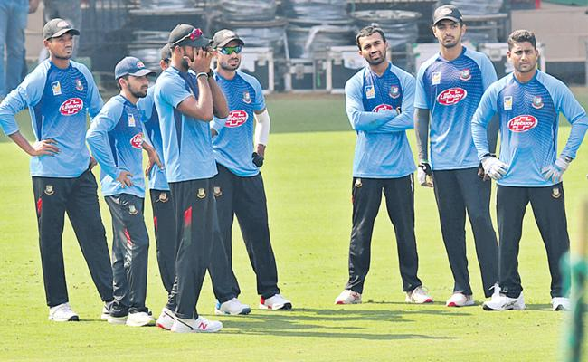 Bangladesh Still Waiting To Win The Series Against India - Sakshi
