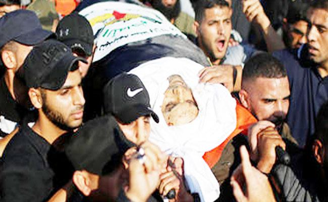 Israel Killed Palestinian Militant Group Chief Gaza Replied With Rockets - Sakshi