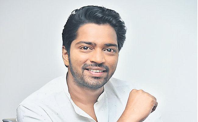 Allari Naresh New Movie With Vijay Kanakamedala - Sakshi