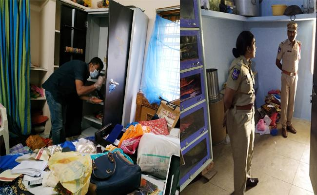 Robbery Cases Challenge To The Nagar Kurnool Police - Sakshi