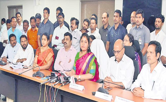 Tribal resettlement villages as scheduled areas - Sakshi