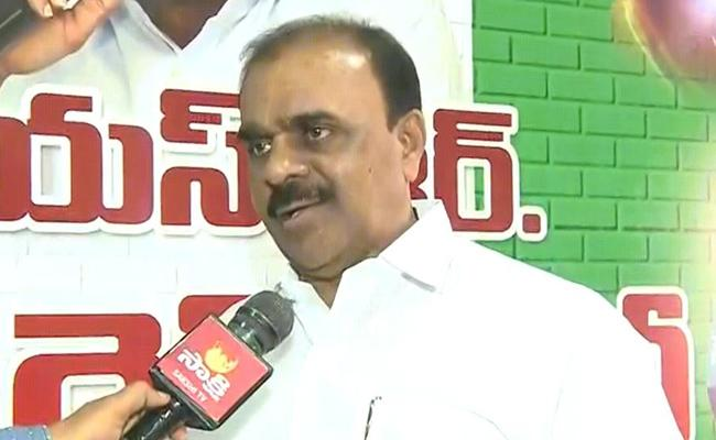 Anantha Venkatarami Reddy Fires On Chandrababu In anatapur - Sakshi