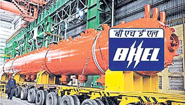 BHEL Q2 Profit slumps 36persant to Rs 119 crore - Sakshi