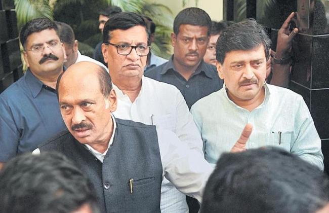 Congress, NCP, Shiv Sena have to come together to form Maharashtra govt - Sakshi
